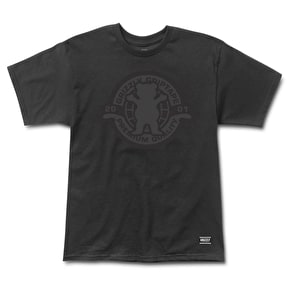 Grizzly Hallmark T-Shirt - Black