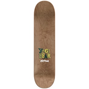 Almost Yogi Bear R7 Skateboard Deck - Cooper 8.125