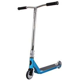 Apex Pro Custom Scooter - Turquoise/Chrome