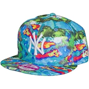 New Era 9Fifty Women's Candy Smudge Snapback Cap
