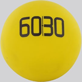 Street Hockey Ball- Soft 50g Yellow
