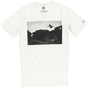 Element T-Shirt - EP Brian Gaberman - Off White