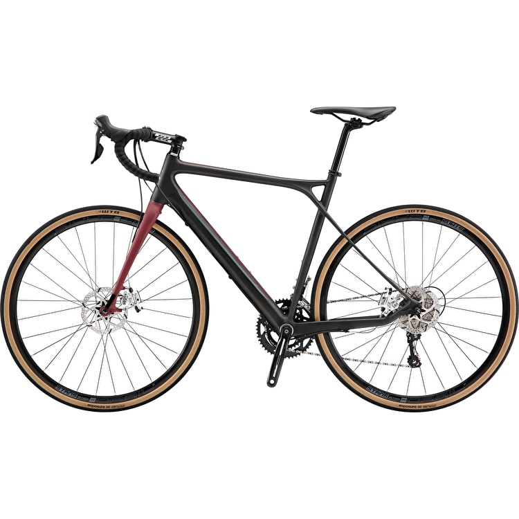 GT 700 M Grade Crb Elite 56 2019 Complete Road Bike - Raw