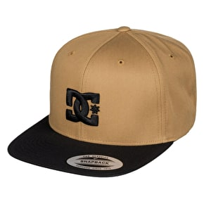 DC Snappy Cap - Amber Gold