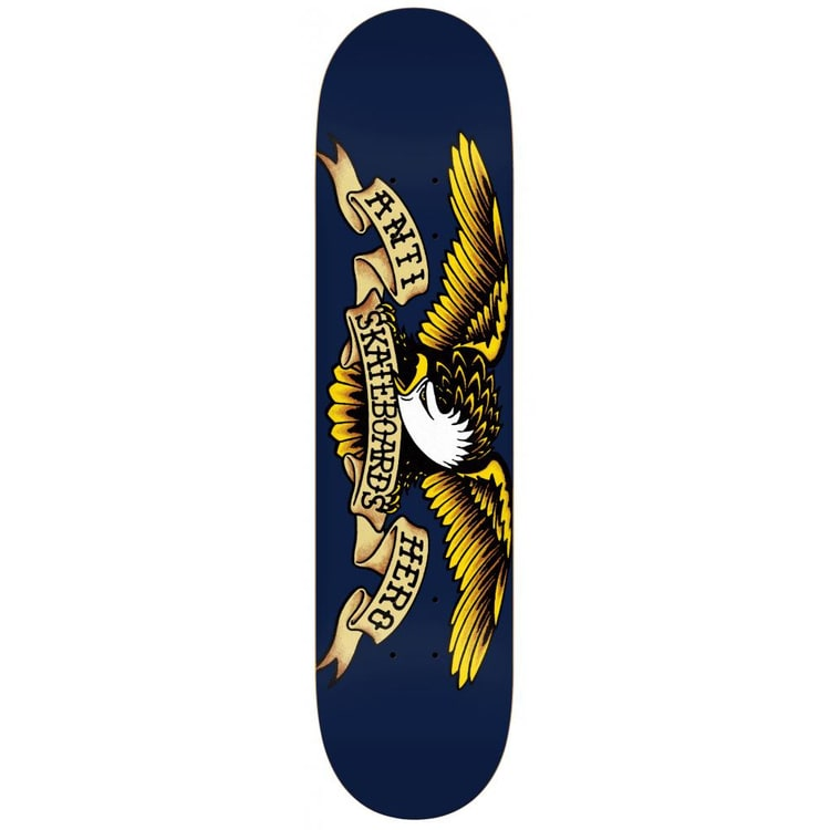 Anti Hero Classic Eagle Skateboard Deck 8.5""