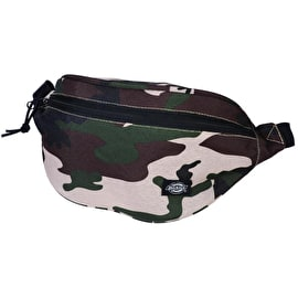 Dickies High Island Bum Bag - Camo