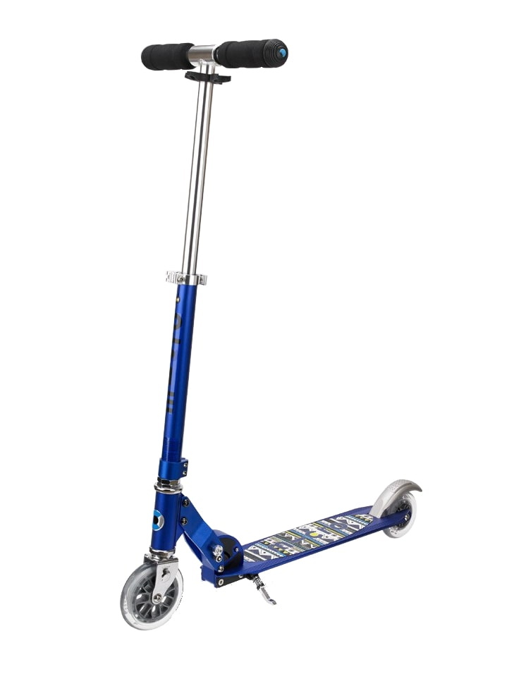 Micro Sprite Folding Scooter  Aztec Blue