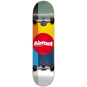 Almost Color Code Complete Skateboard - Multi 7.875