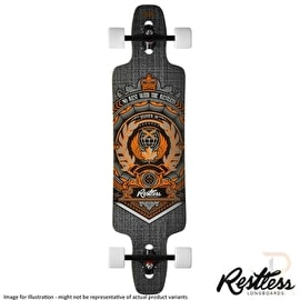 Restless Longboard - Splinter Series Crest 38