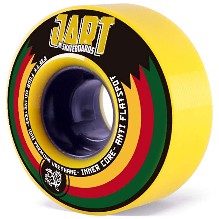 Jart Skateboard Wheels - Kingston 54mm (Pack of 4)
