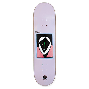 Polar Skateboard Deck - Rodrigues Green Nose - 7.875