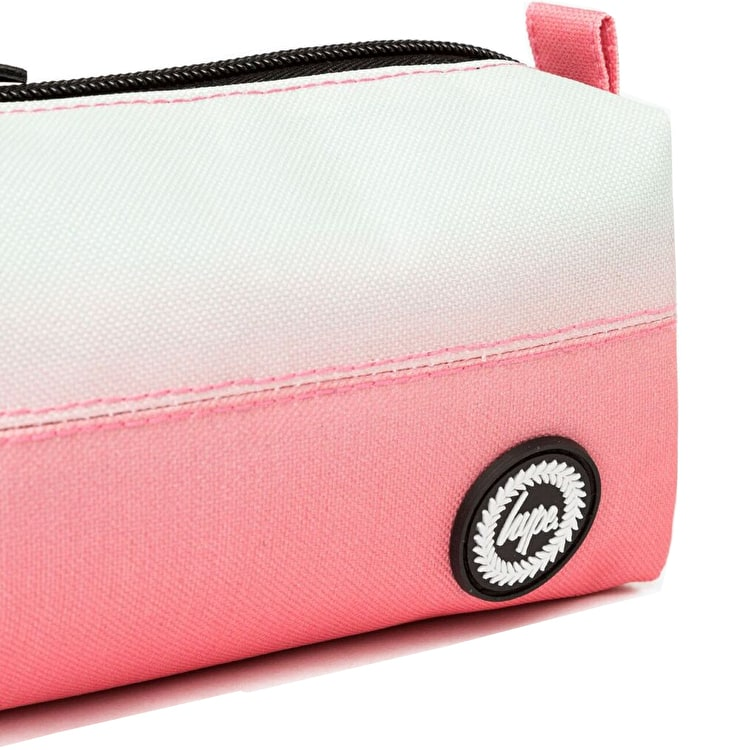 Hype Fade Pencil Case - Mint/Pink