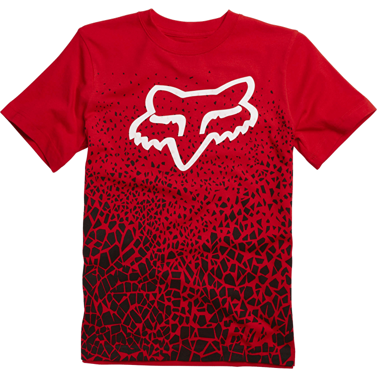 Fox Olivet Kids T-Shirt - Red