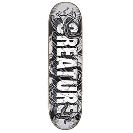 Creature Giant Serpents UV Skateboard Deck - 8.25