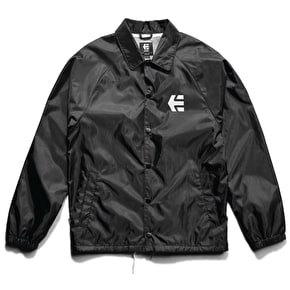 Etnies Marana Coach Jacket - Black