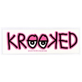 Krooked Eyes Sticker