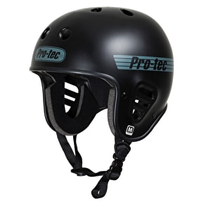 Pro-Tec Full Cut Certified Helmet - Matte Black