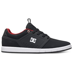 DC Cole Signature Shoes - Black/Red