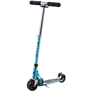 Micro Rocket Folding Commuter Scooter - Blue