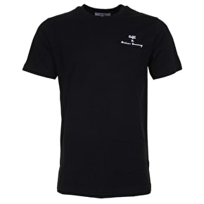 WeSC Youth Club T-Shirt - Black