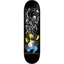 Zero Springfield Massacre Thomas Skateboard Deck 8.25