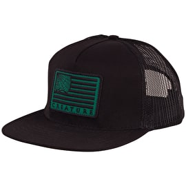 Creature United We Lurk Trucker Cap - Black