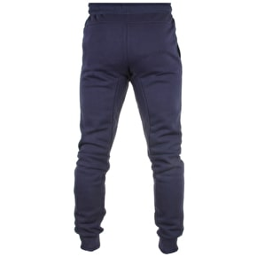 Hype Script Joggers - Navy/White