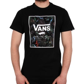 Vans Print Box T-Shirt - Black/Neo Jungle