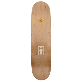 Girl Tear It Up Skateboard Deck - Carroll 8