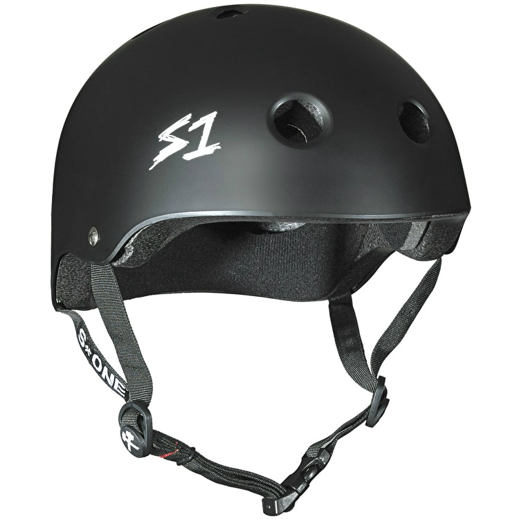 S1 Lifer Multi Impact Helmet - Black Matte