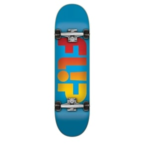 Flip Odyssey Faded Complete Skateboard - Blue 7.75