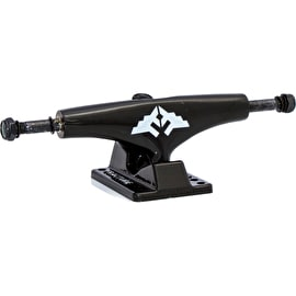 Fracture Wings Skateboard Trucks - Black (Pair)