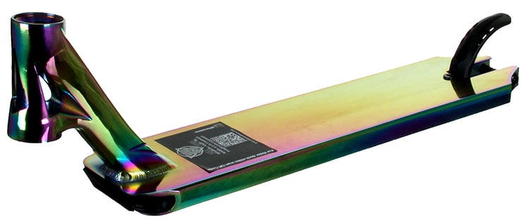 Image of Blunt Envy AOS V4 Scooter Deck - Max Peters