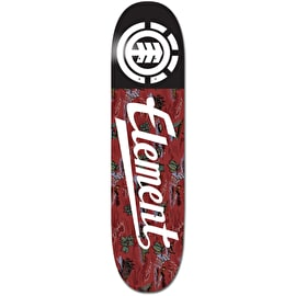 Element River Rats Scripts Skateboard Deck - 8
