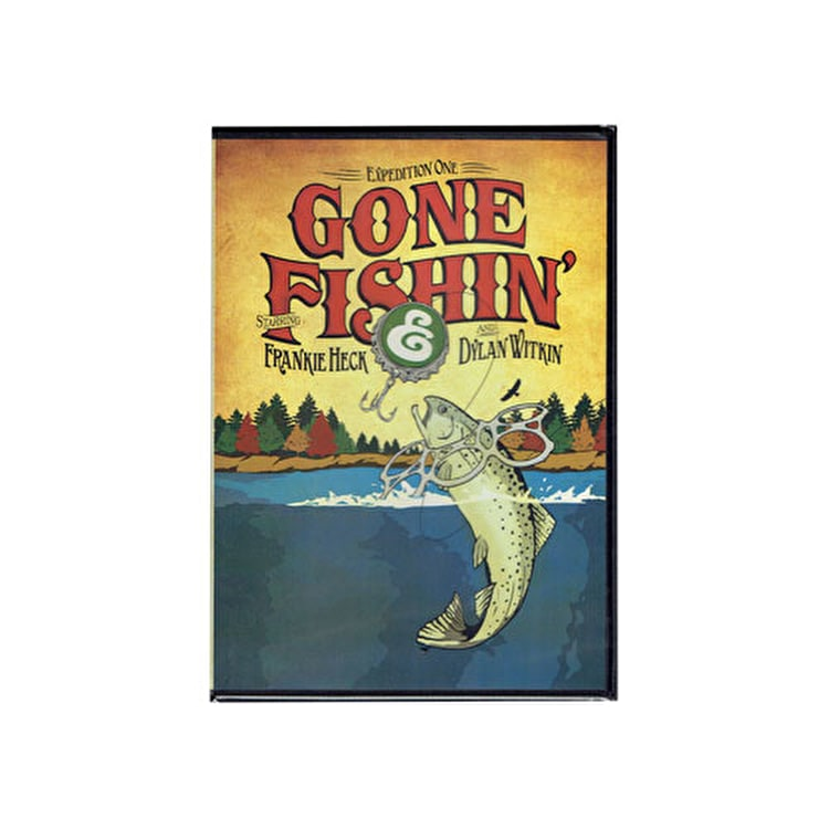 Expedition One Gone Fishin' DVD