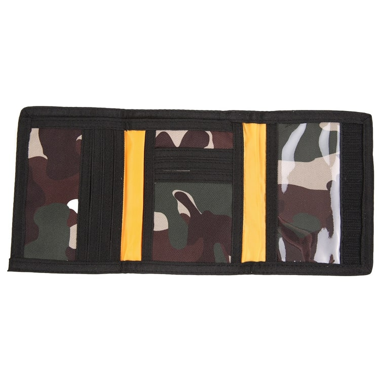 Dickies Crescent Bay Wallet - Camouflage