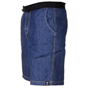 Jimmy'z Denim Short - Medium Denim