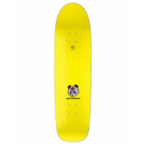 Enjoi Funstick Skateboard Deck - Yellow/Red 8.63''