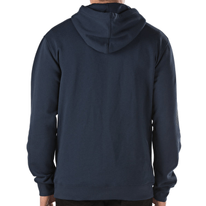 Vans Full Patch Hoodie - Black Iris