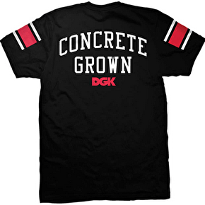 DGK Concrete Grown T-Shirt - Black