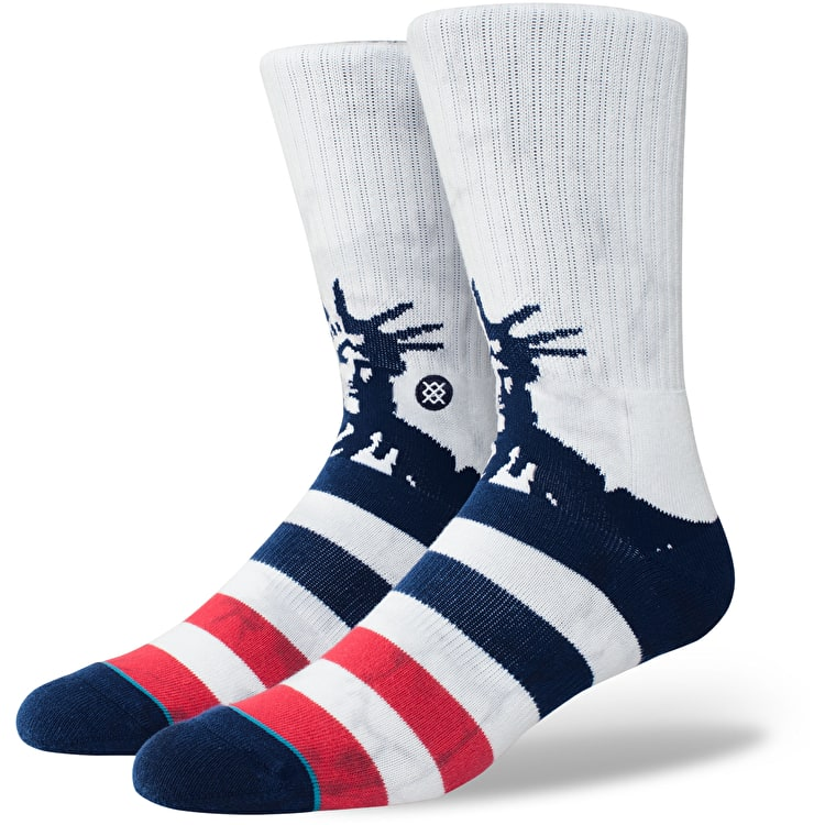 Stance Liberties Socks - Multi