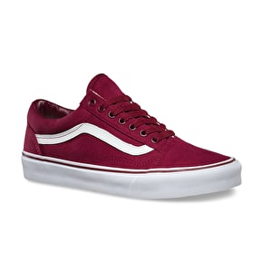 Vans Old Skool Shoes - (Canvas) Cordovan