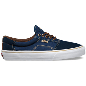 Vans Rowley Solos Shoes - Dress Blues/Brown