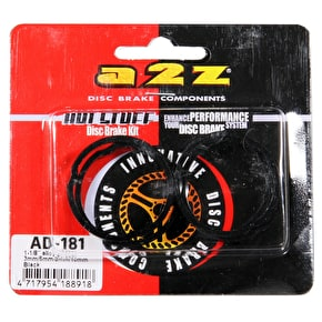 A 2 Z Headset Spacer Pack