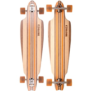 Globe Prowler Cruiser Longboard Natural Orange 38.5''