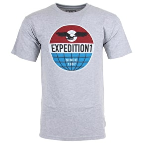 Expedition One Nice Day T-Shirt - Athletic Heather