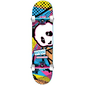 Enjoi 1985 Called Premium Complete Skateboard - Blue 7.75
