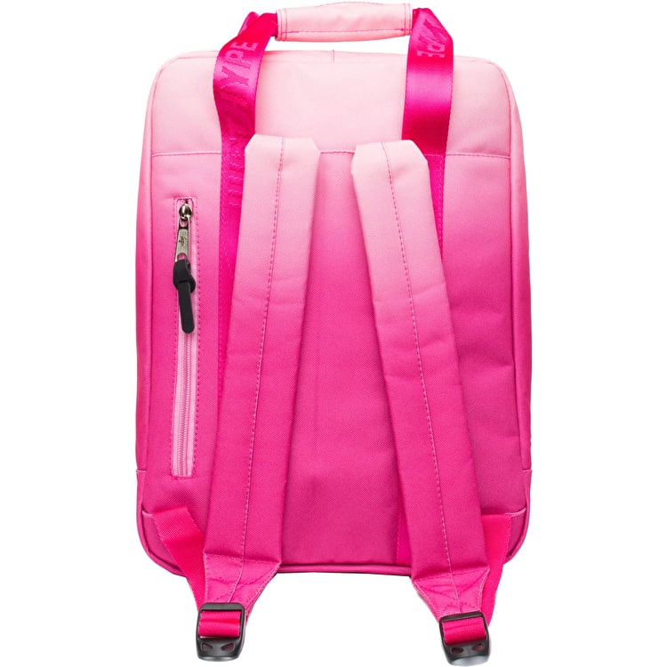 Hype Fade Boxy Backpack - Peachy/Pink