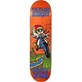 Deathwish Happy Place - Kirby Skateboard Deck 8.25