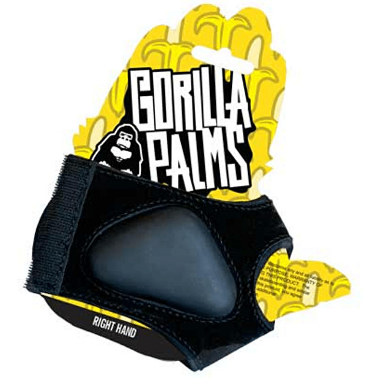 Gorilla Supply Co. Gorilla Palms Wrist Guards (Pair)